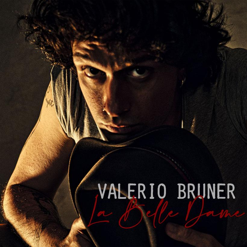 La Belle Dame,  Valerio Bruner, new album, rock, heartland rock, volcano records, rockers and other animals, news, artwork