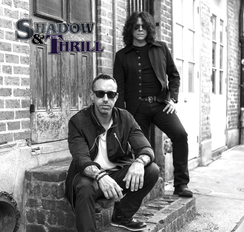 Los Angeles, CA. - Shadow & The Thrill, the modern blues-infused, groove-laden, hook-filled, melodic Rock band from the streets of Los Angeles and New Orleans, bring you songs of salvation to soothe the soul! Their new incredible rendition of Gnarls Barkl