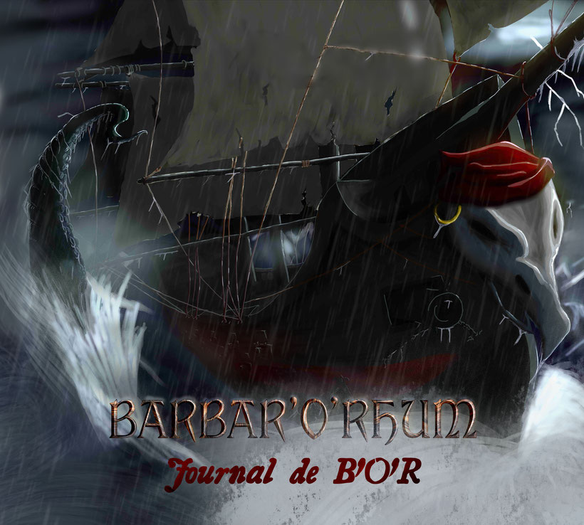 Barbar'O'Rhum Releases Sophomore Album With San Diego based Mannequin Vanity Records rockers and other animals