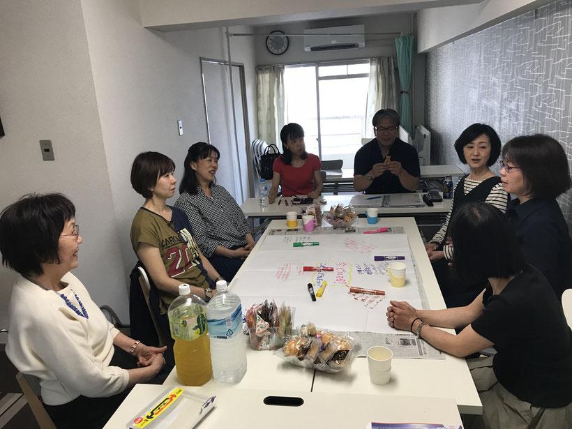 第2弾 茶話会 2018年4月