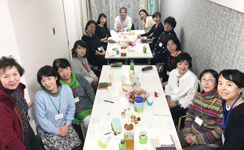 第1弾 茶話会 2部 2017年12月
