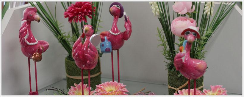 Formano Flamingo dekoration für die Wohnung