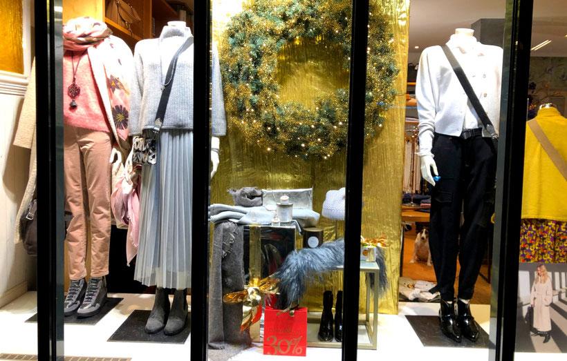 Weihnachtsgeschenke bei Edward&Son - Damenmode in München Solln