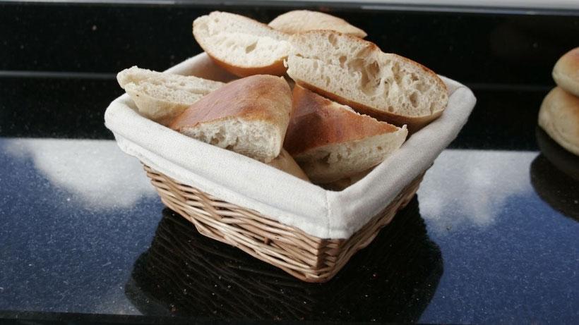Mardin Kebab: Selbstgebackenes Brot