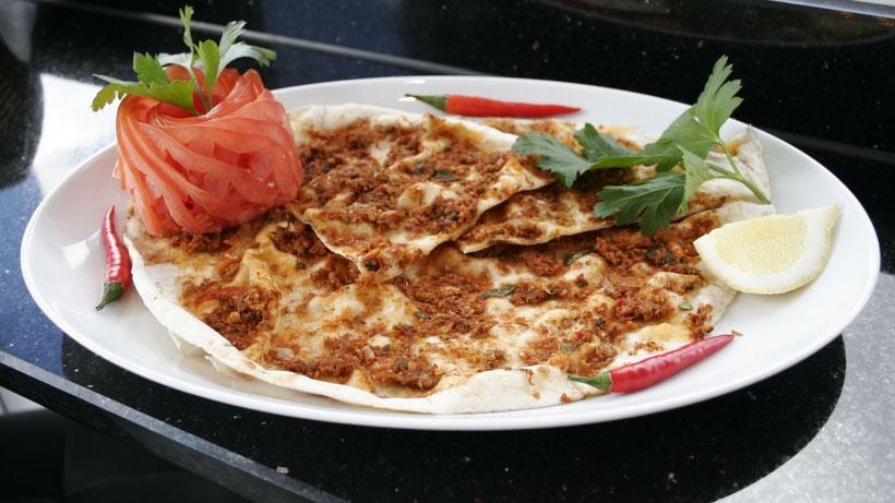 Lahmacun von von Mardin Kebab, Heide
