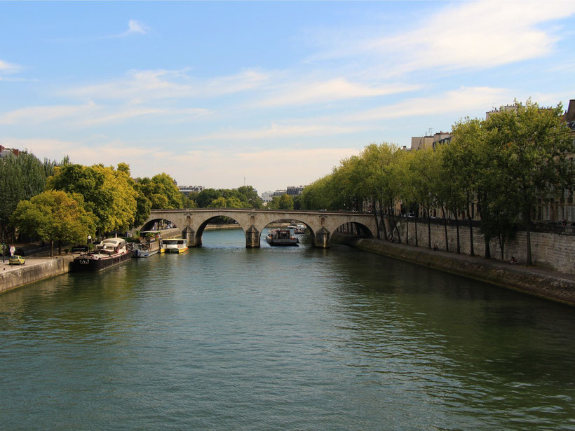 La Seine Paris