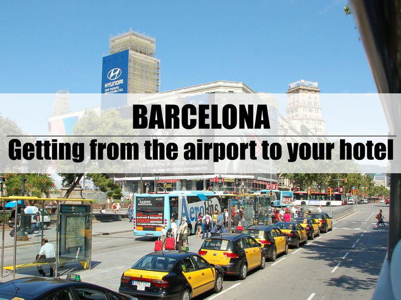Barcelona has several options to get from the airport to your hotel. Read more at www.babycantravel.com/blog. |Family Travel | Travel with baby | Travel with children | #barcelona #travelwithbaby #travelwithkids