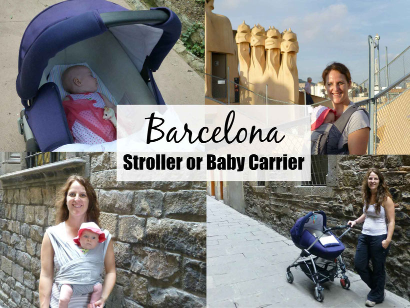 Travelling to Barcelona? The last in our series of Stroller vs Baby Carrier, we give our recommendations for the top 5 attractions in Barcelona. Read more at www.BabyCanTravel.com/blog