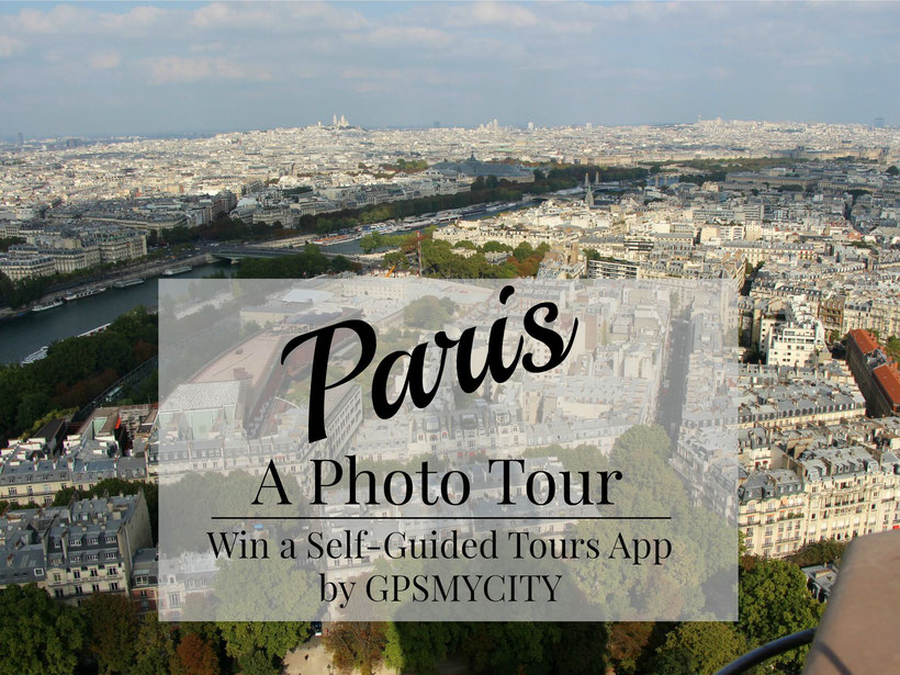 No reading required! Just beautiful images of Paris to inspire your next trip!
