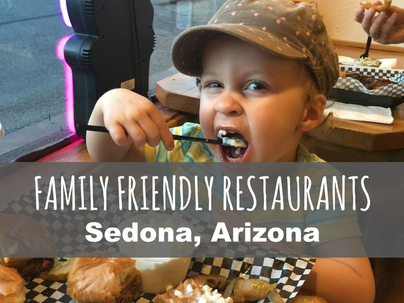 Sedona is the perfect place for a family vacation. Here are some restaurants in Sedona, AZ guaranteed to please your family. Read more at www.babycantravel.com/blog.