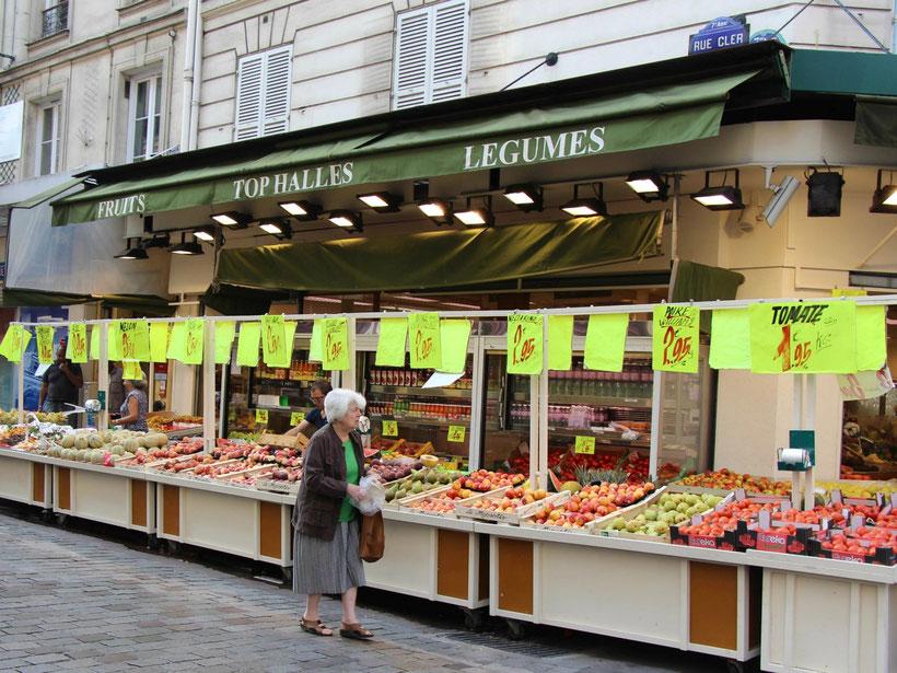 Market Image Paris
