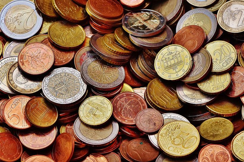 Travel Hacks England-Reise: Umtauschkurstabelle fürs Portemonnaie