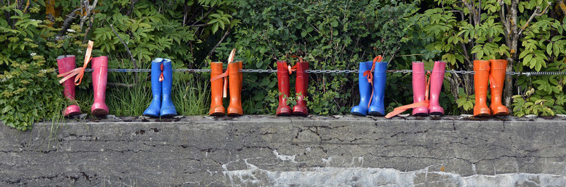 Reisetipps England-Reise, Wetter und Regenschutz