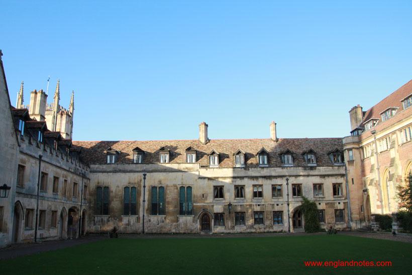 Sehenswürdigkeiten und Reisetipps für Cambridge: Pembroke College