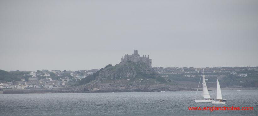 Sehenswürdigkeiten und Reisetipps für Mousehole in Cornwall: Sehenswertes in der Umgebung von Mousehole