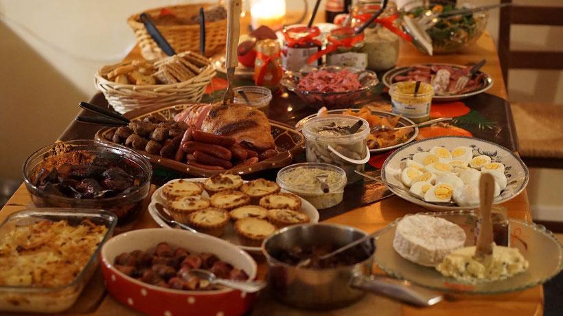 Englische Weihnachtstraditionen: Das Christmas Dinner am Boxing Day