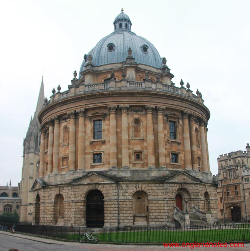 Sehenswürdigkeiten und Reisetipps Oxford: Radcliffe Camera