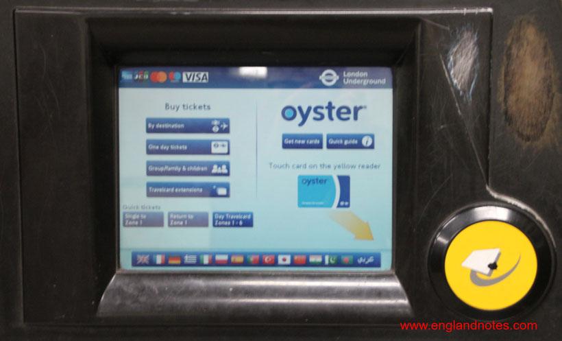 Die wichtigsten Reiseinformationen für London: Wie funktioniert die Oyster Card