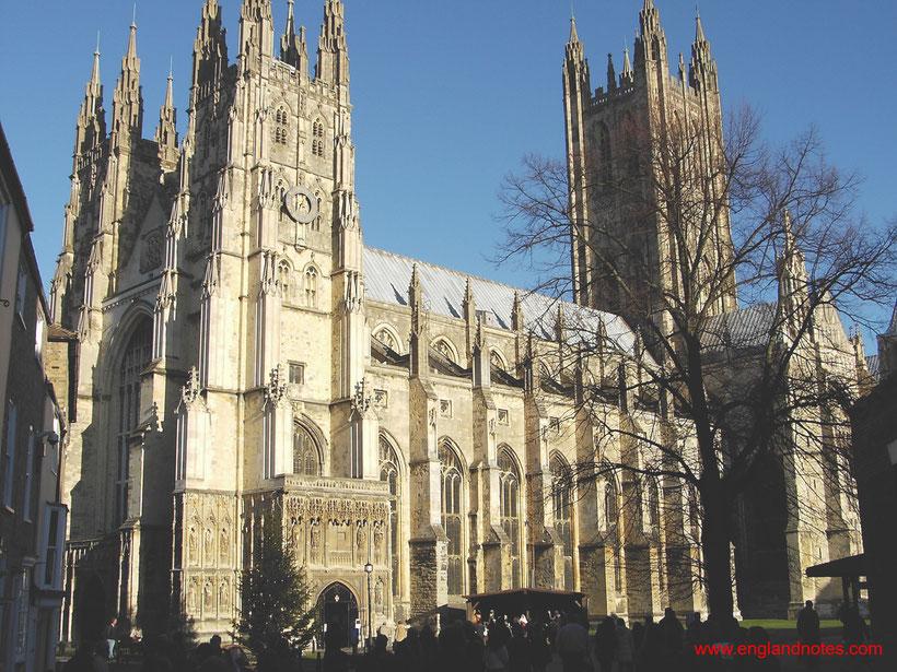 Die 10 besten Tagesausflüge ab London: Canterbury