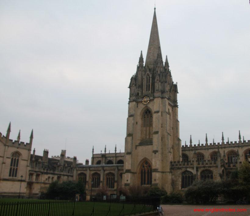 Sehenswürdigkeiten und Reisetipps Oxford: University Church