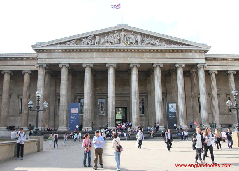 Sehenswürdigkeiten in London: Die besten Museen in London