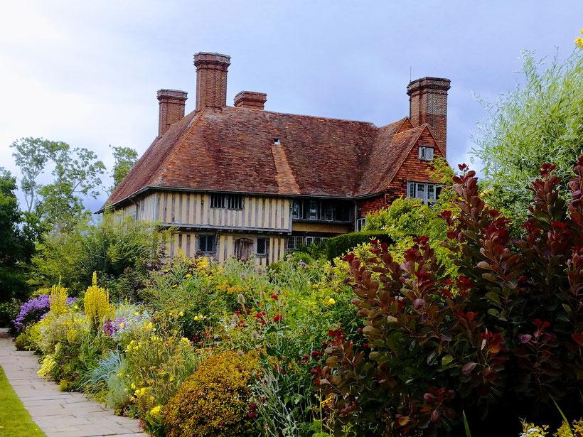 Die 10 schönsten englischen Gärten in England: Great Dixter Gardens, England
