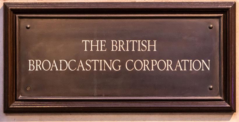 Die BBC und das Britische Fernsehen: Radio in England