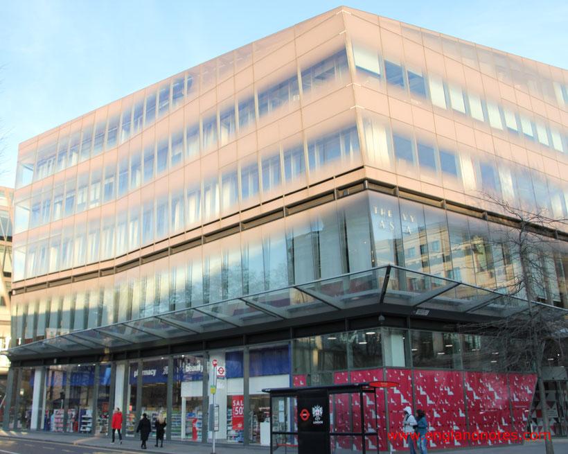 London Shopping Tipps: Die besten Kaufhäuser und Einkaufszentren in London - One New Change