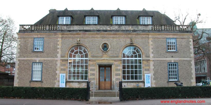 Sehenswürdigkeiten und Reisetipps Cambridge: Polar Museum