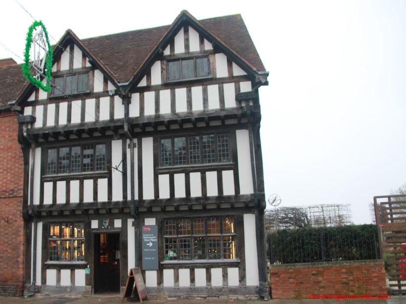 Sehenswürdigkeiten und Reisetipps Stratford-upon-Avon: Nash's House und New Place