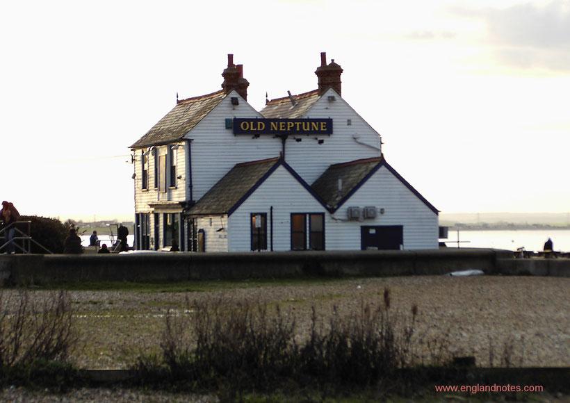 Die bestehen Sehenswürdigkeiten und Reisetipps für Whitstable: The Old Neptune Pub