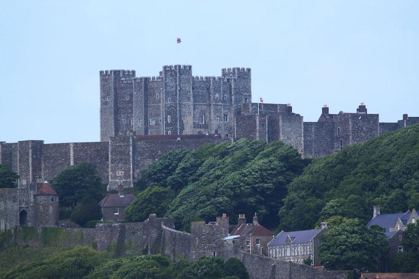 Die 10 schönsten Schlösser und Burgen in England: Dover Castle