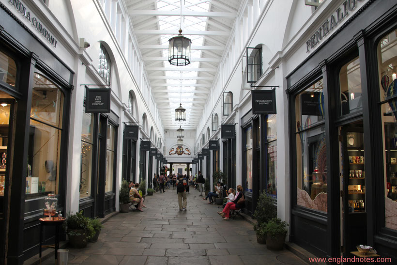 Die 10 besten Flohmärkte in London: Covent Garden Markthalle