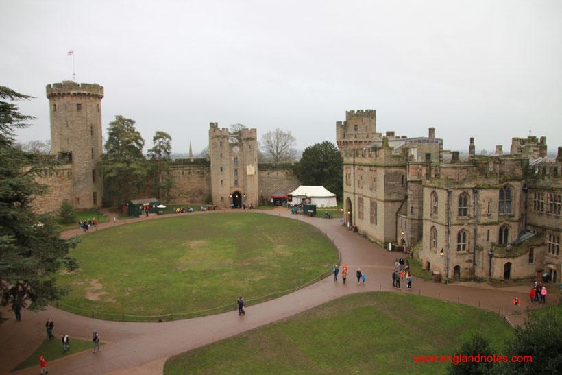 Sehenswürdigkeiten und Reisetipps für Warwick und Warwick Castle: Die Geschichte von Warwick Castle