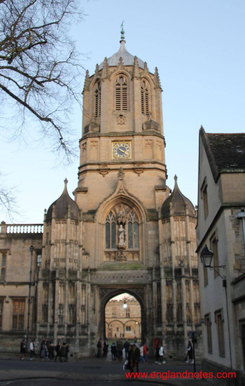 Sehenswürdigkeiten und Reisetipps Oxford: Christ Church
