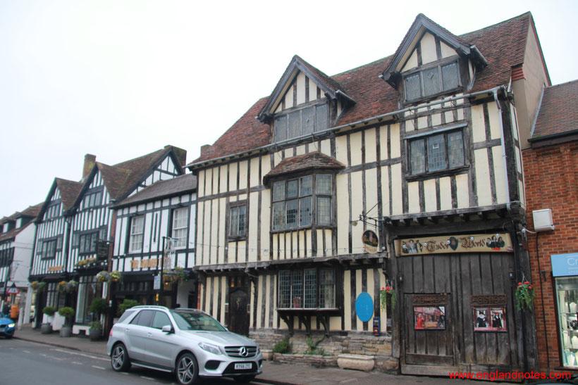 Sehenswürdigkeiten und Reisetipps Stratford-upon-Avon: Tudor World
