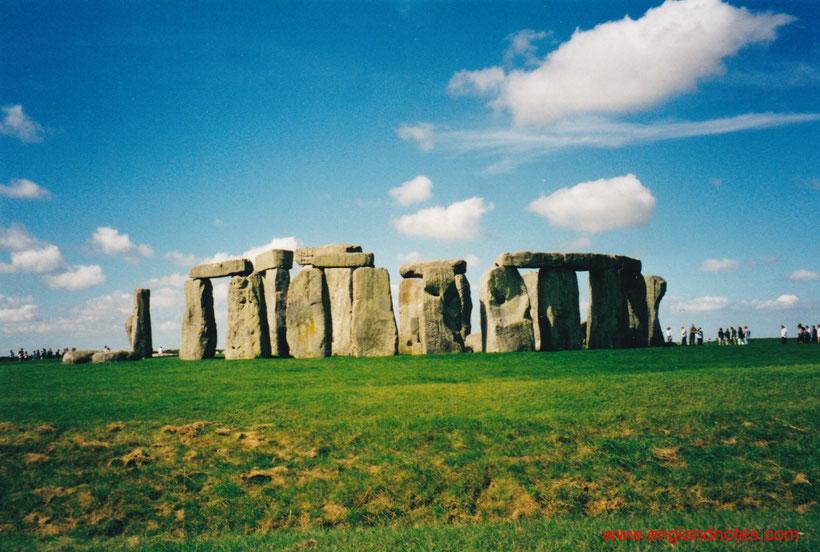 Die 10 besten Tagesausflüge ab London: Stonehenge