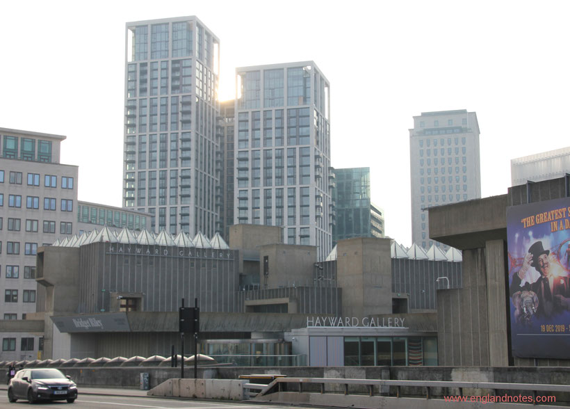 Die besten Galerien in London: Hayward Gallery