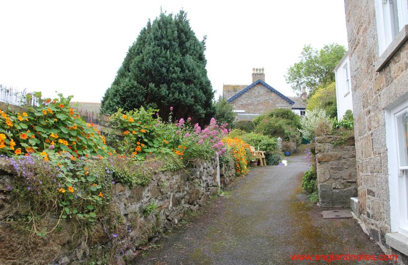 Sehenswürdigkeiten und Reisetipps für Mousehole in Cornwall: Die wichtigsten Attraktionen