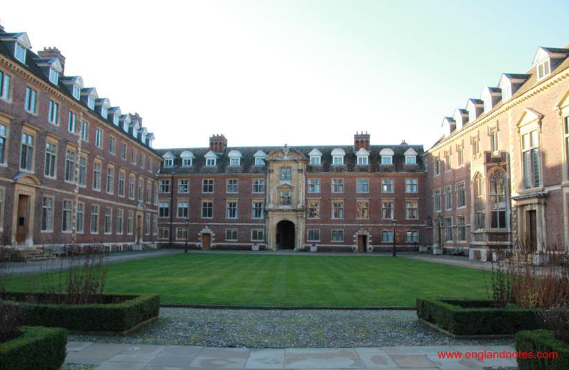 Sehenswürdigkeiten und Reisetipps in Cambridge: St. Catharine's College