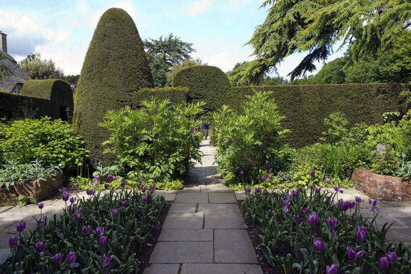 Die 10 schönsten englischen Gärten in England: Hidcote Manor Gardens, England