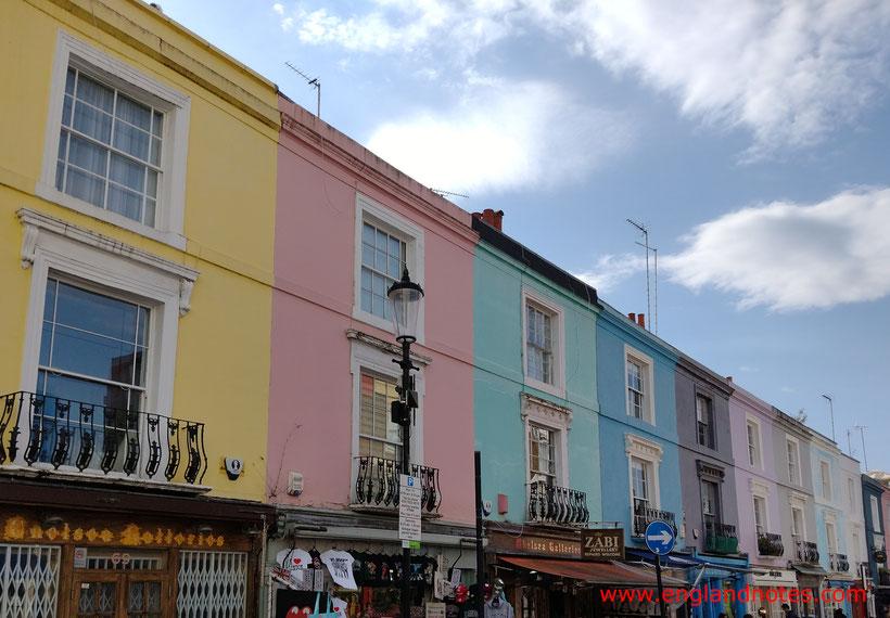 Die 10 besten Flohmärkte in London: Portobello Market