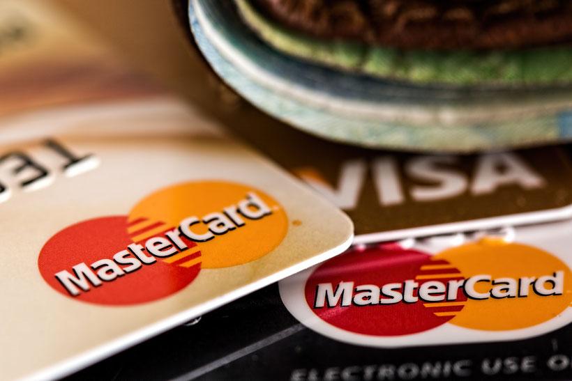 Reisetipps England-Reise, Banken und Kreditkarten