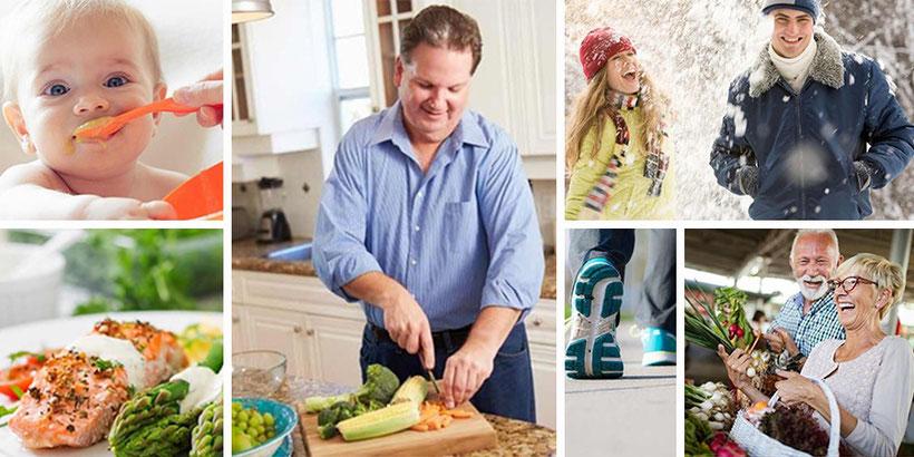 Ernährungsberatung und Ernährungstherapie für Jedermann