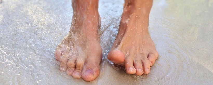 flat feet foot pain