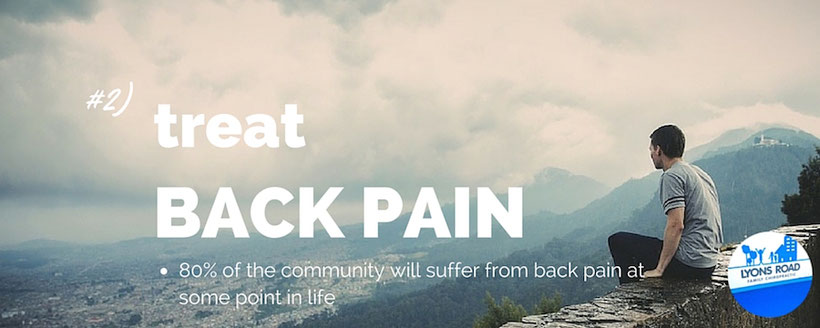 optimal health back pain