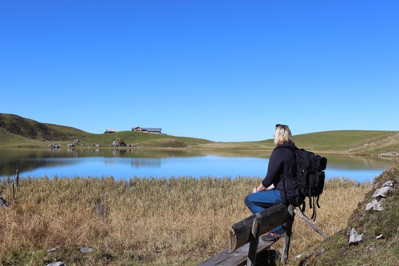 Seele baumeln lassen und die Ruhe der Natur geniessen am Seefeldsee