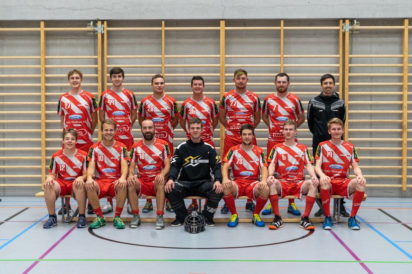 Unihockey Ruswil Herren Grossfeld