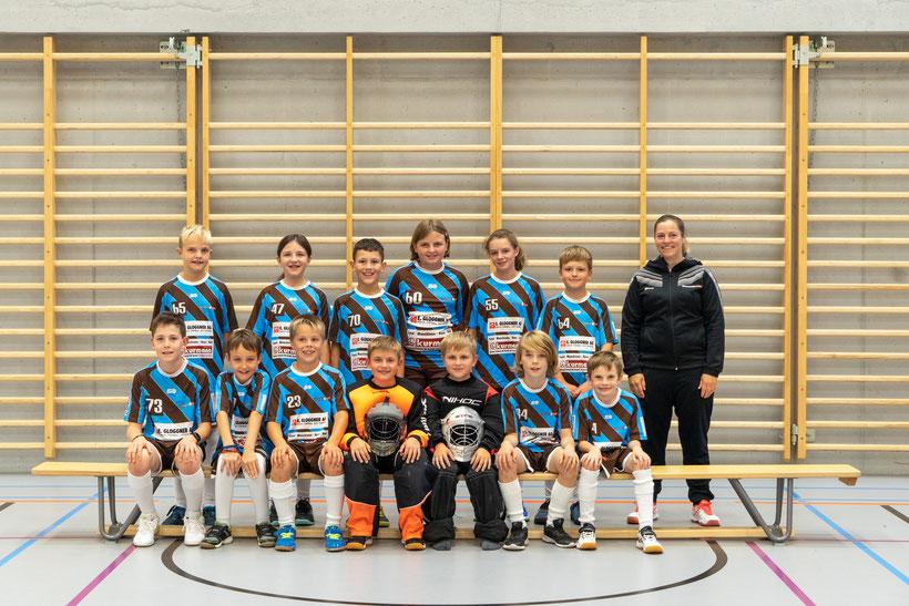 Unihockey Ruswil Junioren D