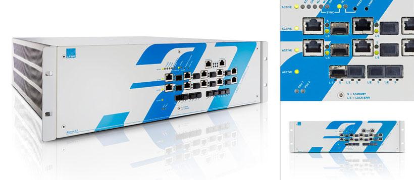 LAWO NOVA37 - Hybrid RAVENNA/MADI audio router